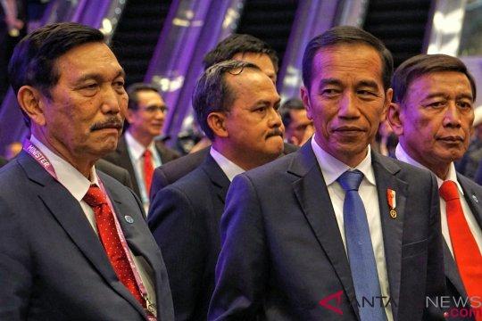Presiden bahas Indo-Pasifik pada pleno KTT ke-33 Asean
