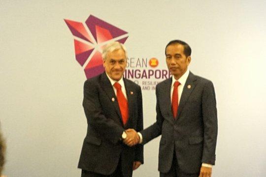 Indonesia-Chile bahas peningkatan perdagangan