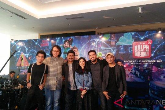 "Payung Teduh isi original soundtrack film ""Wreck-It-Ralph 2"""