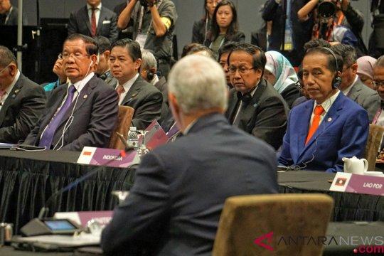 Indonesia ajak AS tingkatkan kerja sama ekonomi dengan ASEAN