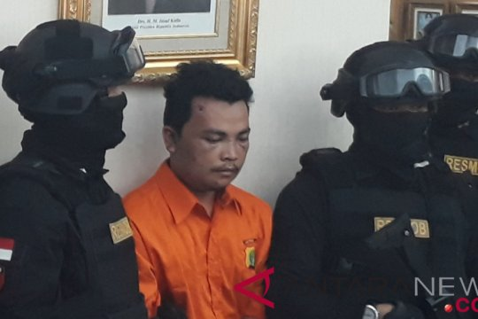 Polisi akan periksa kejiwaan pembunuh keluarga Diperum