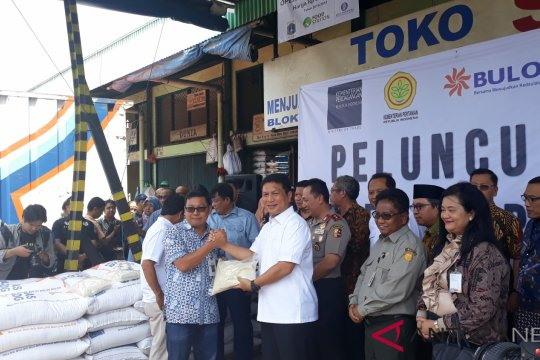 Food Station pastikan stok beras di DKI Jakarta aman