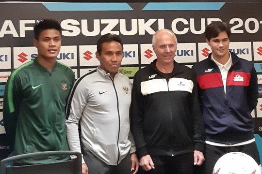 Sven-Goran Eriksson: Tak mudah hadapi Indonesia