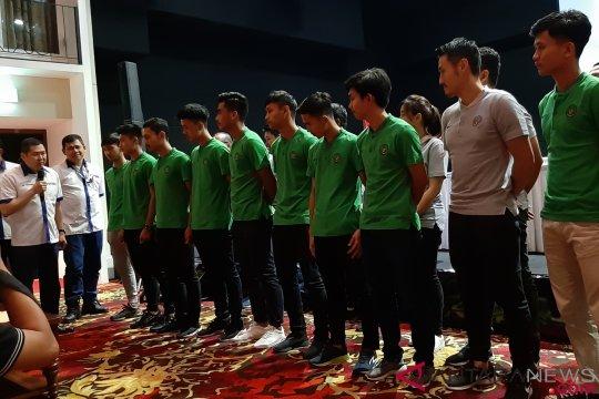 FFI ingatkan timnas futsal U-20 eratkan kerja sama