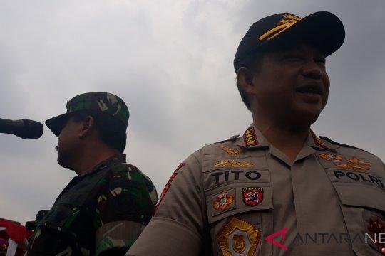 Polisi antisipasi Papua dalam Pemilu 2019