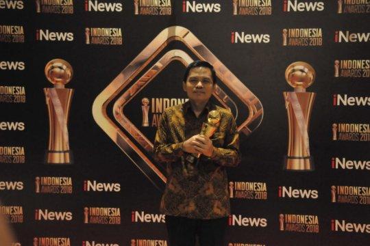 MPR RI terima penghargaan Indonesia Award 2018 sebagai perekat nasionalisme