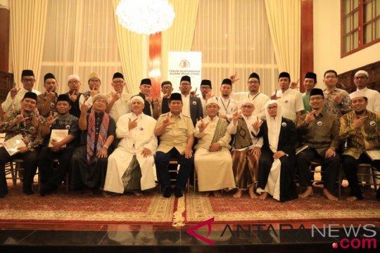 Prabowo singgung ekonomi bangsa di hadapan alumni Mesir