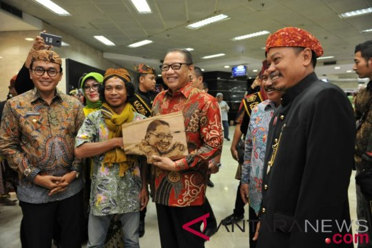 Bupati se-Madura boyong UMKM berpameran di Jakarta