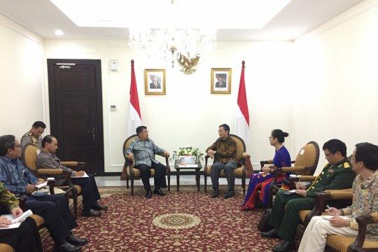 Jusuf Kalla terima duta besar Vietnam untuk Indonesia