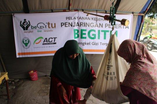 "Program ""BeGiTU"" digagas ACT untuk pendampingan gizi anak-anak di Sembalun-NTB"