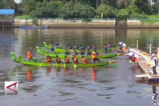 """""""Serindit Boat Race"""" tingkatkan kunjungan wisatawan"""