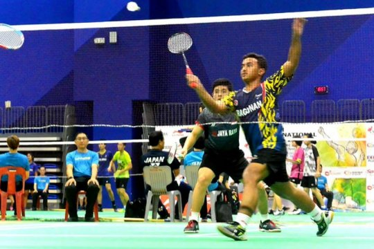 Lima atlet Ragunan ke delapan besar kejuaraan remaja di Singapura