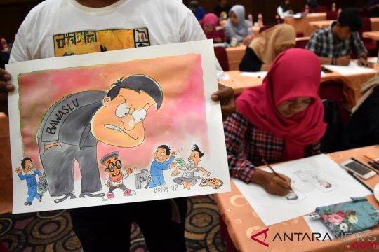 Bawaslu ajak perangi diskriminasi disabilitas saat Pemilu 2019
