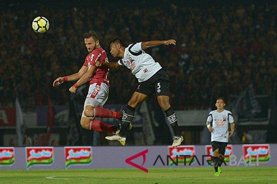 Puncaki klasemen sementara, Spaso minta Bali United tidak terlena