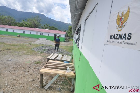 Bantuan Rp1 miliar telah disalurkan Baznas Depok