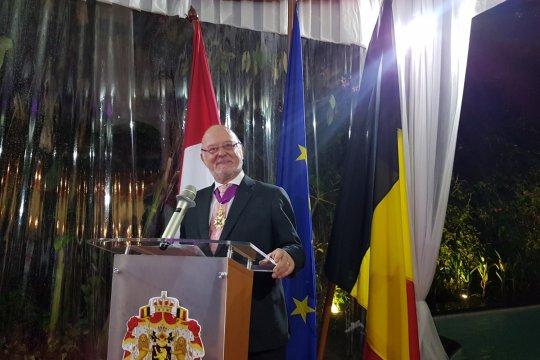 Belgia-Indonesia promosikan toleransi dan kerja sama internasional