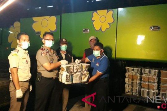 Karantina Pertanian Lampung sita 1.536 burung ilegal