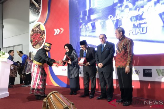 Resmi dibuka, Indonesia Expo di Jeddah ramai pengunjung