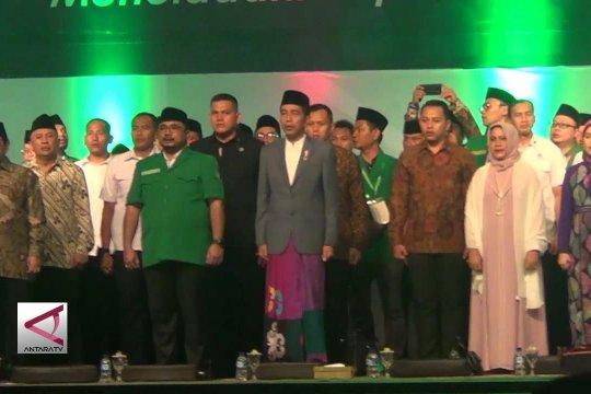 Presiden minta GP Ansor jadi garda terdepan jaga NKRI