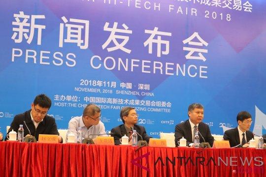 Pameran teknologi mutakhir di Shenzhen diikuti 3.000 perusahaan