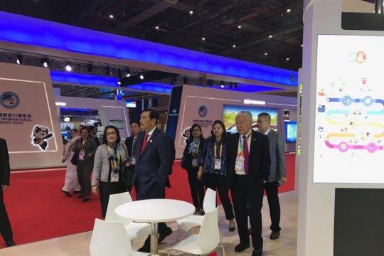 Indonesia raih transaksi 4,74 miliar dolar pada pameran di Shanghai