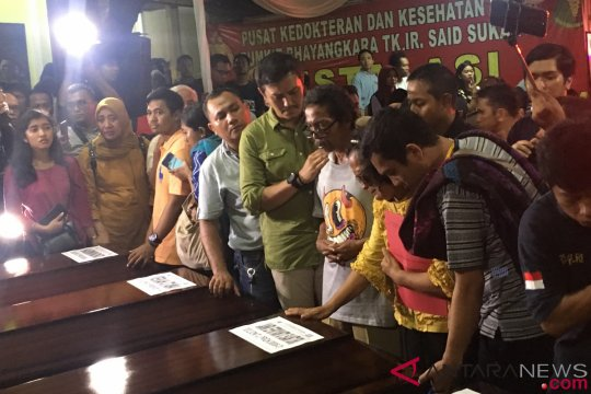 Jenazah Dodi Junaedi dimakamkan di Bintaro
