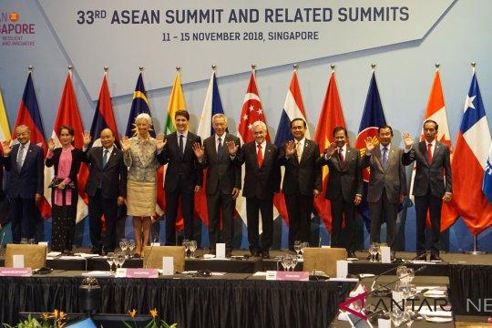 Indonesia dorong ASEAN jaga sentralitas dengan konsep Indo-Pasifik