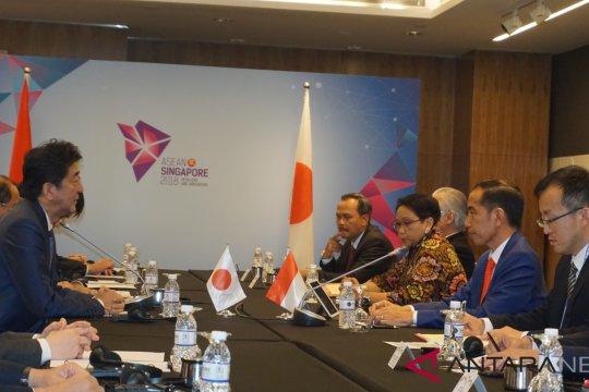 Jepang kembangkan kerja sama penanggulangan bencana dengan Indonesia