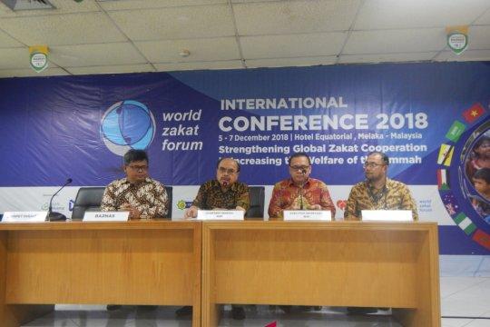 Konferensi World Zakat Forum bakal digelar di Malaysia