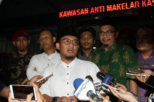 Muhammadiyah: pengembalian Rp2 miliar bukan karena takut