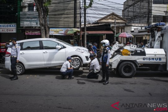 DKI fokus empat penanganan dalam Operasi Lintas Jaya 2021