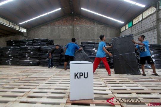 Pemilu 2019, Lhokseumawe butuhkan 2.494 kotak suara