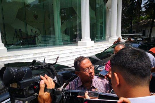 Jusuf Kalla panggil menteri bahas devisa hasil ekspor