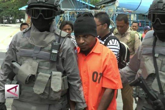 Polda Papua tangkap 2 anggota kelompok kriminal bersenjata