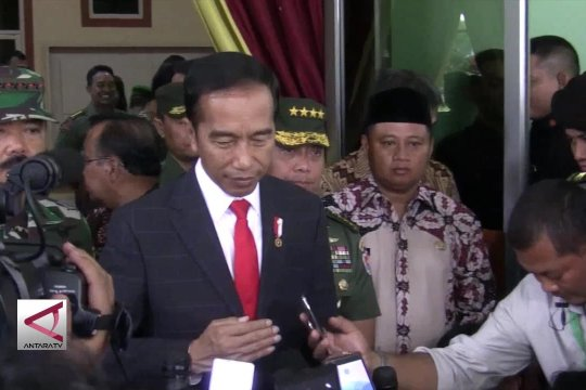 Presiden minta TNI untuk netral