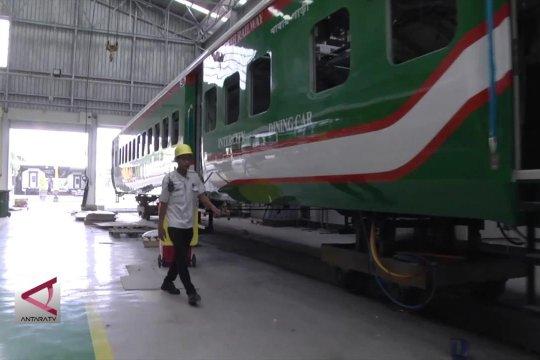 Indonesia ekspor kereta ke Bangladesh dan Filipina