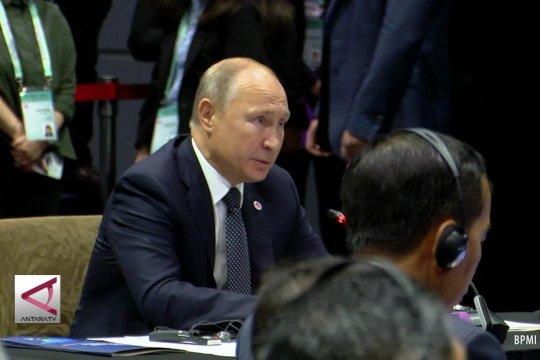 Ri minta Rusia dukung CPO dan buah tropis