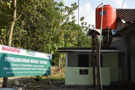 Sumur wakaf atasi krisis air Dringo