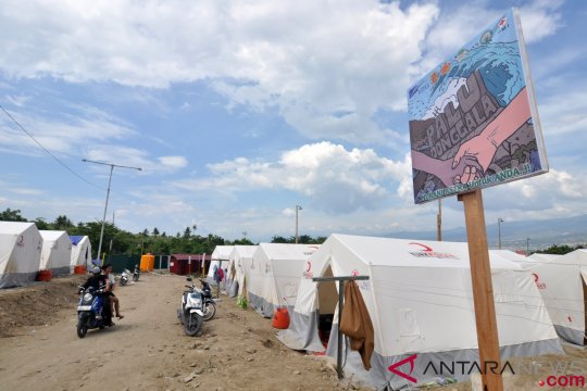 Mencari lokasi hunian tetap korban bencana Sulteng