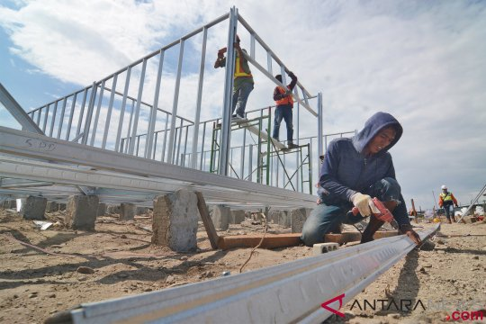 Korban gempa Sindue Donggala butuh huntara