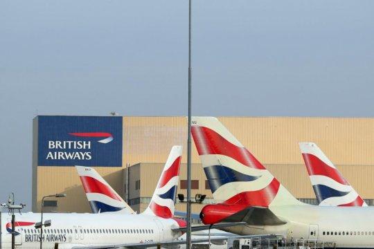 British Airways berencana bebas emisi karbon pada 2050