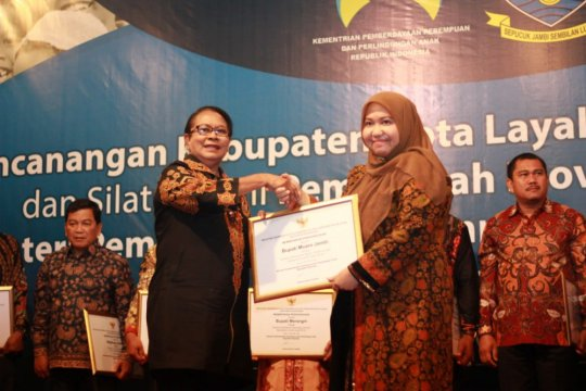 """Menteri PPPA resmikan """"Rusaida"""" pertama di Indonesia"""
