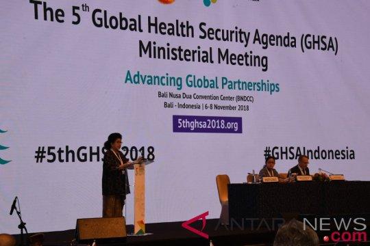 Negara GHSA fokus penguatan pencegahan ancaman kesehatan global