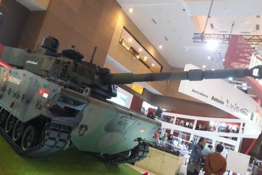 Menhan: Tank Medium cocok dengan geografis Indonesia