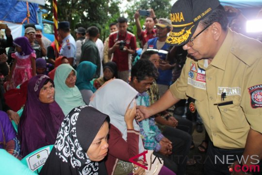 Bantuan Kemensos jangkau korban banjir bandang Tasikmalaya