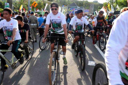 Sepeda Nusantara 2018 gaungkan Lombok Bangkit