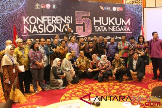 MPR hadiri KNHTN di Batusangkar