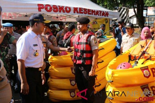 Anies sebut tiga kunci penanganan banjir di Jakarta