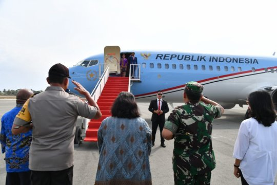 Presiden menuju Papua Nugini untuk hadiri KTT APEC