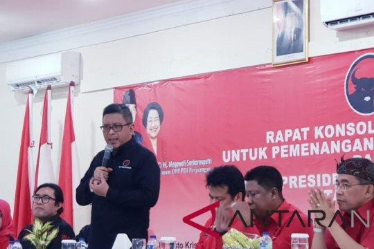 PDIP optimistis Jokowi-Ma'ruf menang di Jabar